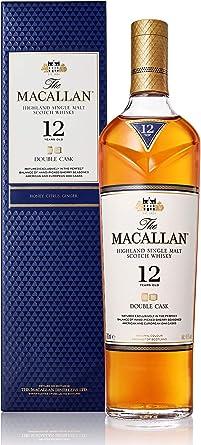 comprar Macallan Double Cask 12 Años Single Malt Whisky Escoces, 40% - 700 ml