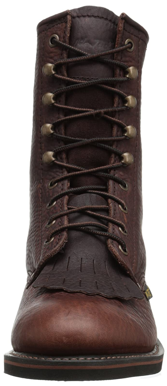 Adtec Men's 9 Inch Packer-M Boot Chestnut 9 M US - 4