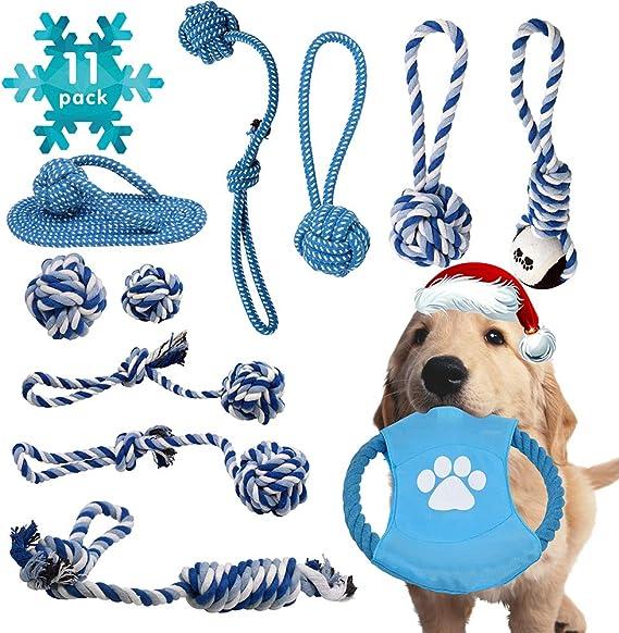 Juguetes Interactivos Para Perros,Cuerda De Juguete Para Masticar ...
