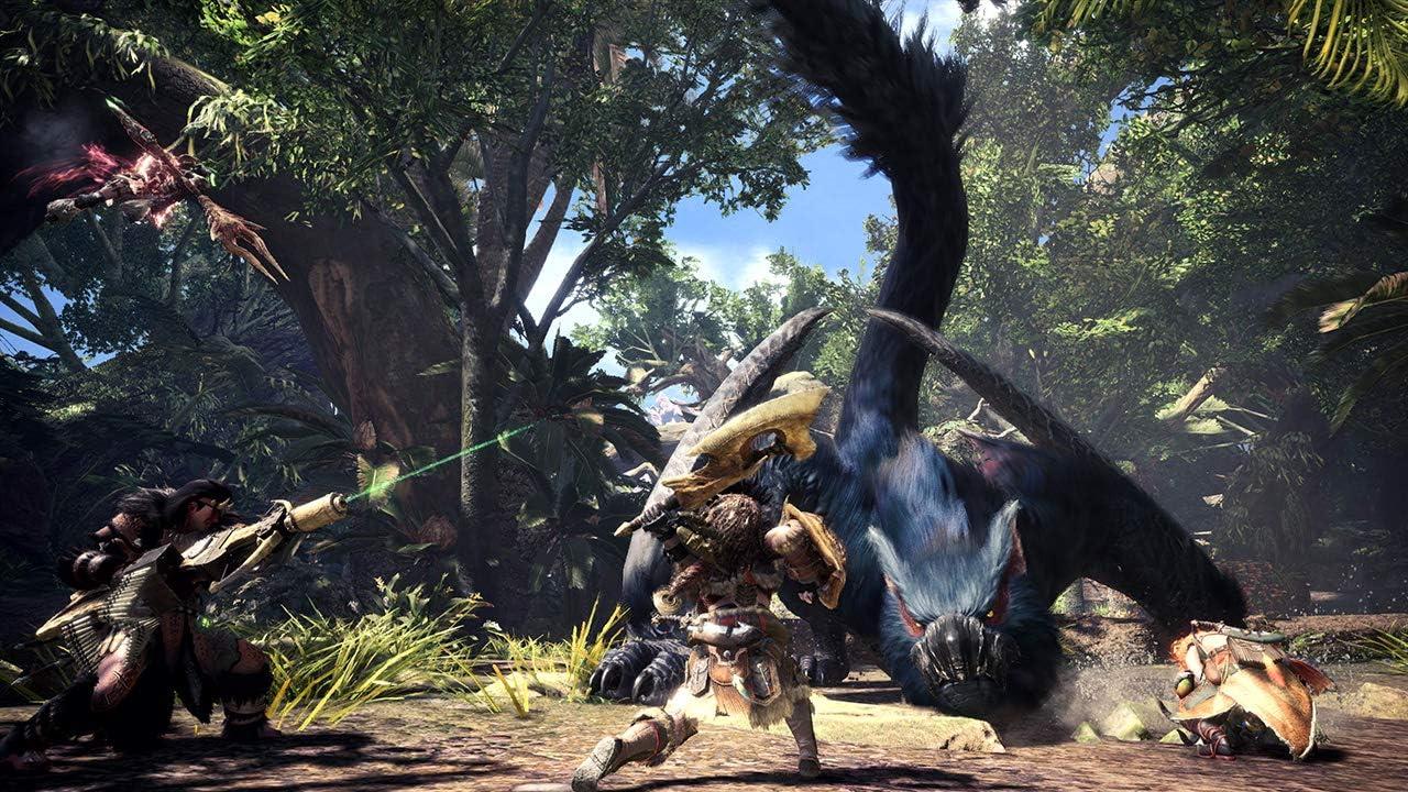 Monster Hunter World: Iceborne, Xbox One [Importación alemana]: Amazon.es: Videojuegos