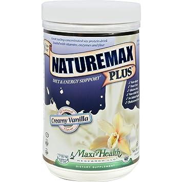 Amazon.com: Maxi Salud naturemax Plus – Proteínas de soja ...