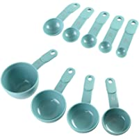 KitchenAid Plastic Measuring Cups and Spoons Set