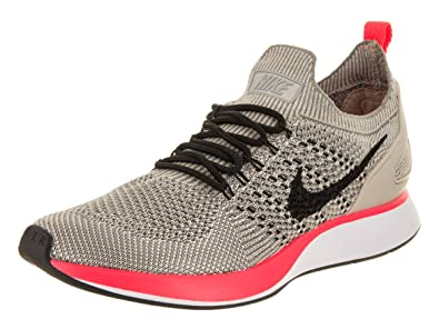 d484254266d8 Nike Women Air Zoom Mariah Flyknit Racer String Black-White-Solar red Size  10. 0 US  Buy Online at Low Prices in India - Amazon.in