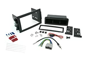Install Centric ICCR5BN Chrysler/Dodge/Jeep 2005-07 with Navigation Complete Installation Kit