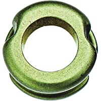 Pine Ridge Archery Z-38 Peep Sight Aperture, Color Verde Lima, 1/4""