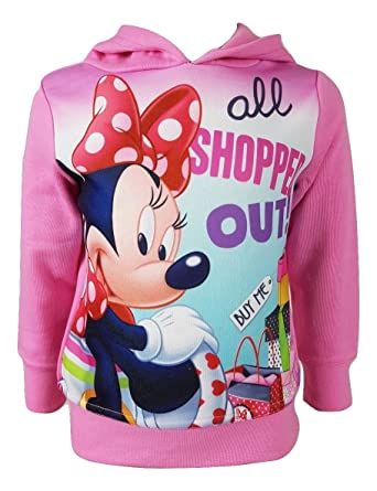 Disney Minnie Mouse Capucha - Sudadera para mujer Rosa 104 cm: Amazon.es: Ropa y accesorios