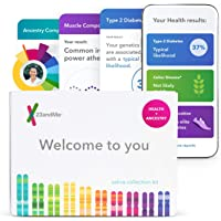 23andMe Health + Ancestry Service Personal Genetic DNA Test