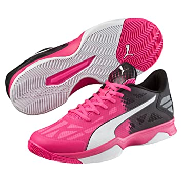 19f278edeb Chaussures femme Puma evoSpeed Indoor 3.5: Amazon.co.uk: Sports ...