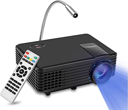 Mini Proyector LED, YOKKAO Videoproyector Portátil LED LCD a Todo ...