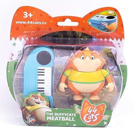 Simba Toys, 44 Gatos - Personaje de 8 cm - Muñeca Merchandising Oficial #Juega, ND, TU: Amazon.es: Deportes y aire libre