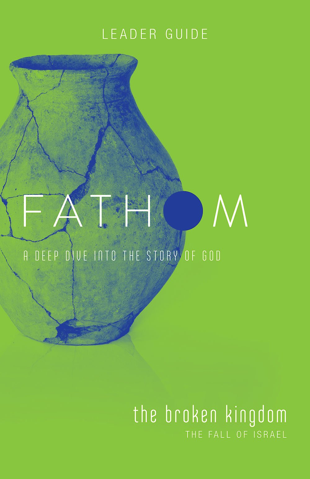 Fathom Bible Studies The Broken Kingdom Leader Guide Bart Patton