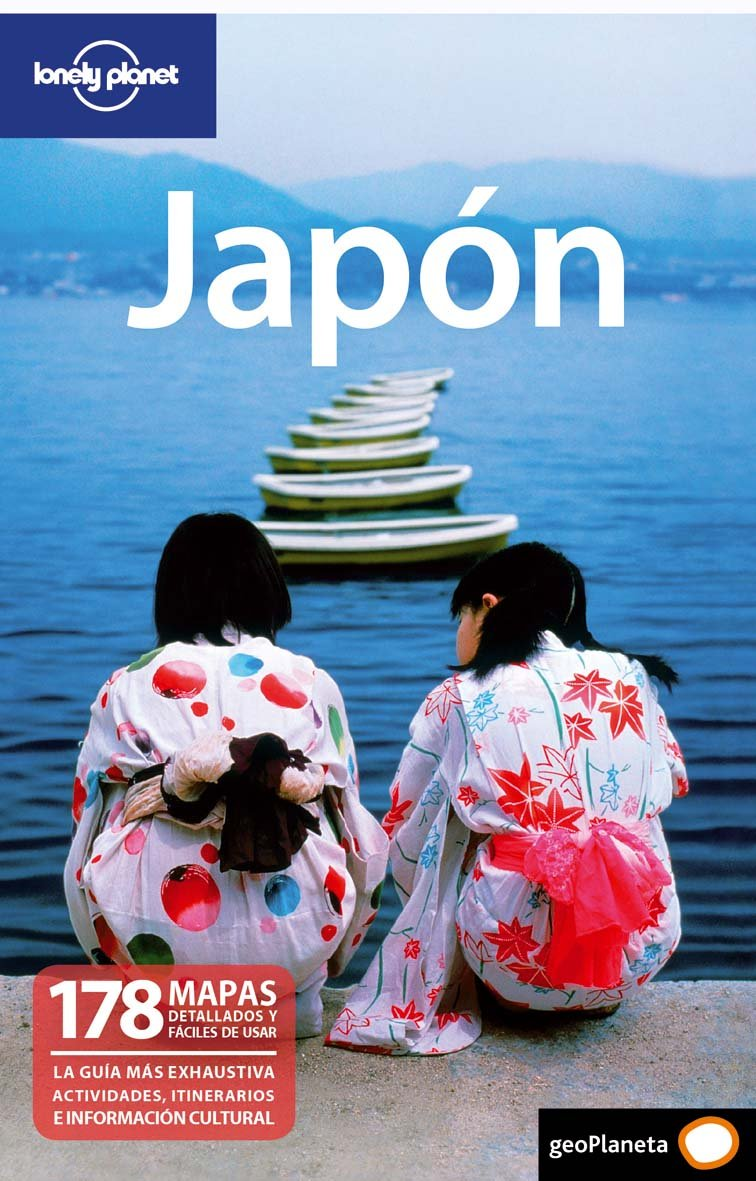 Read Online Lonely Planet Japon (Travel Guide) (Spanish Edition) ebook
