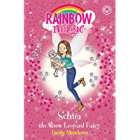 Rainbow Magic: Selma the Snow Leopard Fairy: The Endangered Animals Fairies: Book 4