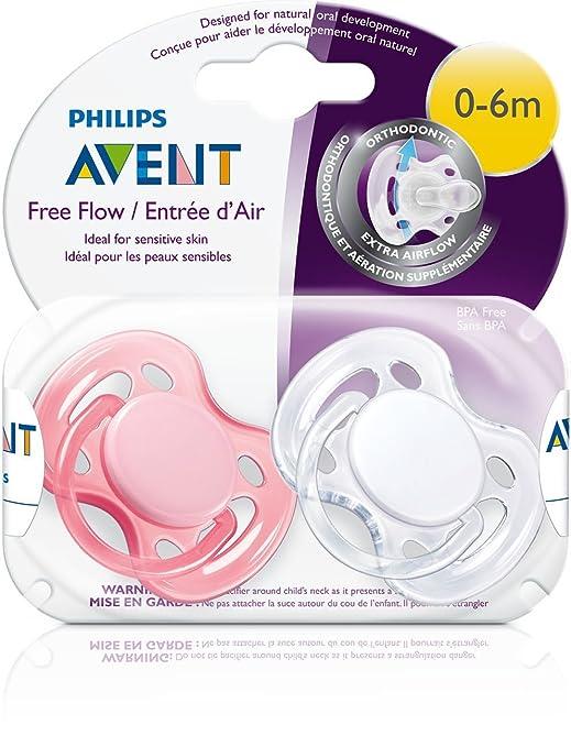 Amazon.com: Chupón Philips AVENT, libre de BPA, de ...