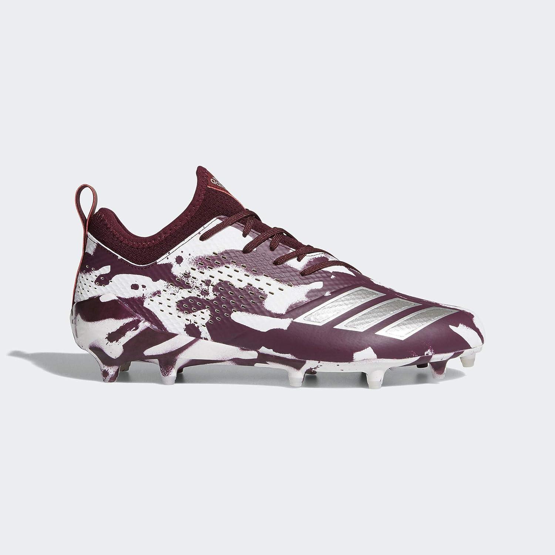 detailed look c58cf 49994 Amazon.com  adidas Mens Adizero 5-Star 7.0 Football Shoe  Sh