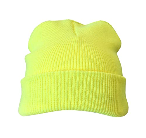 New Halloween unisex neon Beanie Fancy Dress