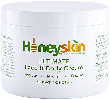 Amazon Com Face And Body Moisturizer Cream Facial Skin Care