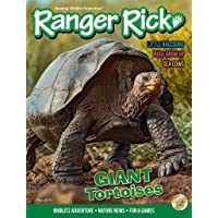 1-Year (10 issues) of Ranger Rick Magazine Subscription