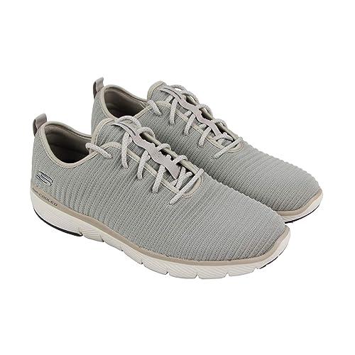 d73cc6bba236c Skechers Mens Flex Advantage 3.0 Turnely: Amazon.co.uk: Shoes & Bags