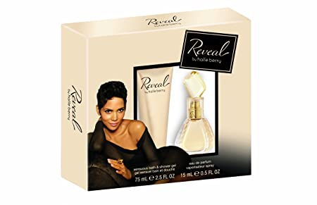 Halle Berry Reveal Gift Set Spray, Shower Gel