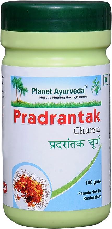 Planet Ayurveda Pradarantak Churna - 100 G (Pack of 2)