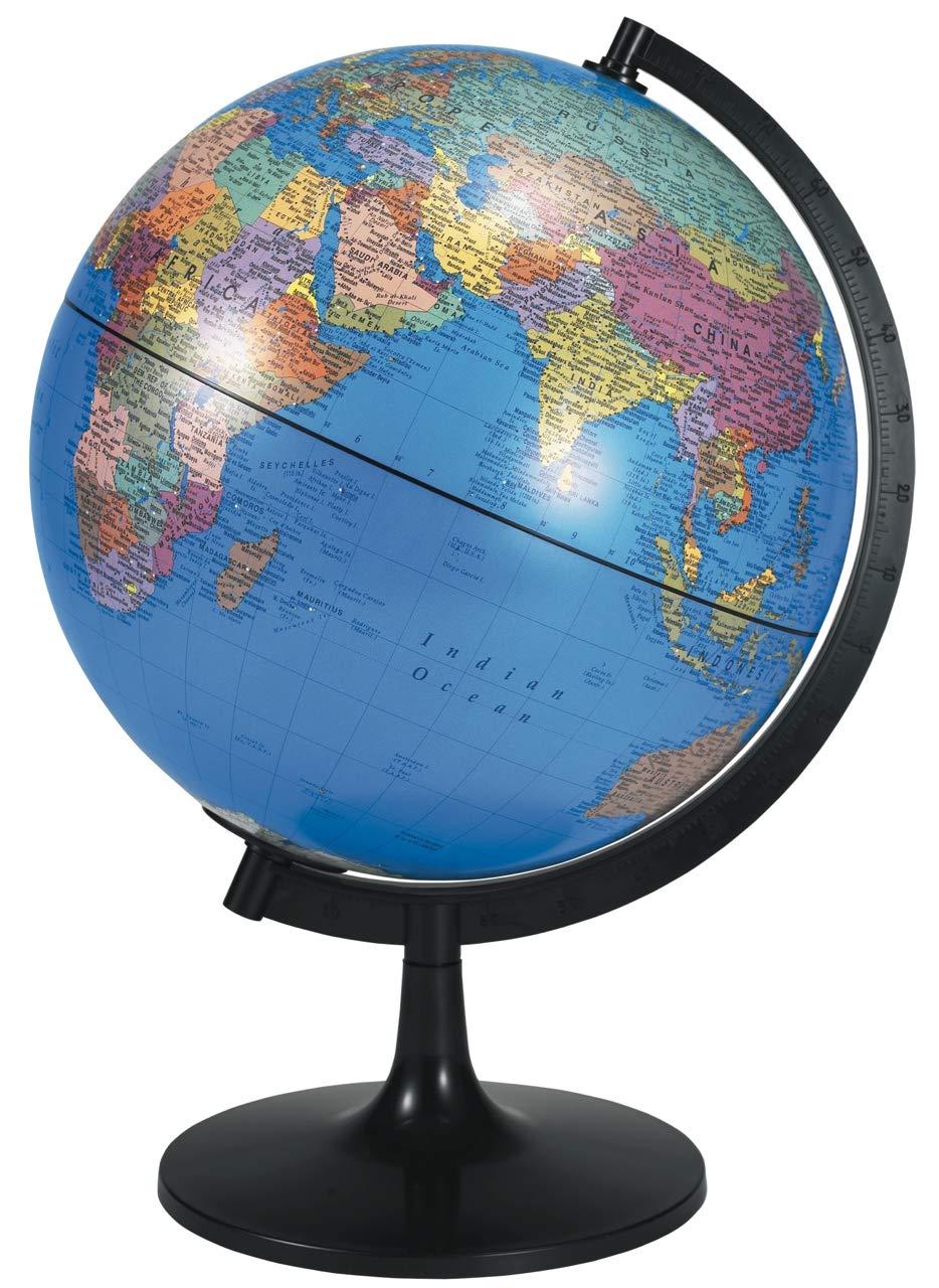 EDU Science G2807 Swivel Globe 28cm