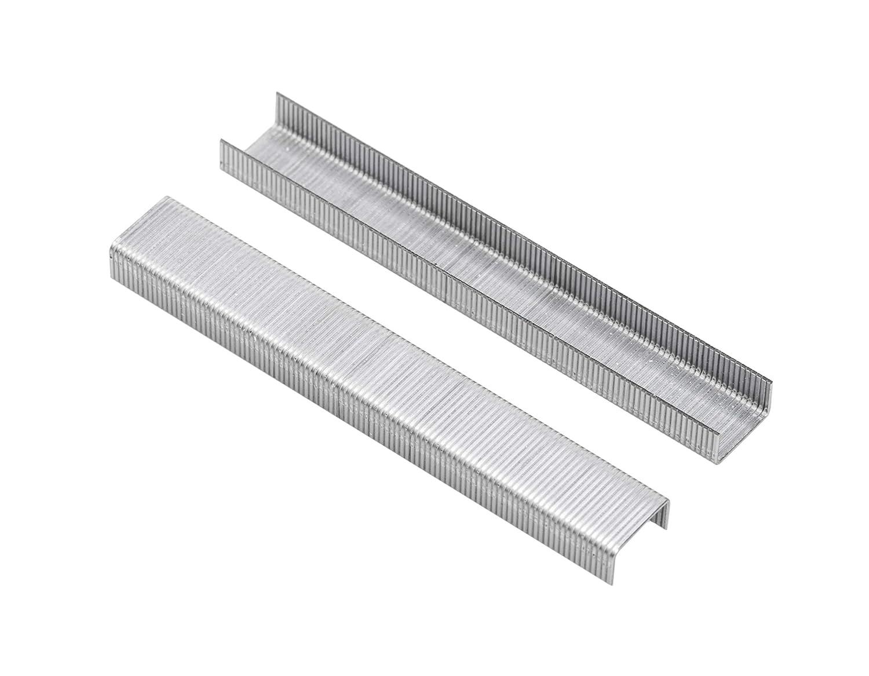 Tacker-Klammern Heftmittel aus Stahldraht Type 53 6 mm RT-KSS05306 Rawlplug Heftklammern 1000 St