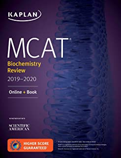 MCAT Behavioral Sciences Review 2019-2020: Online + Book (Kaplan