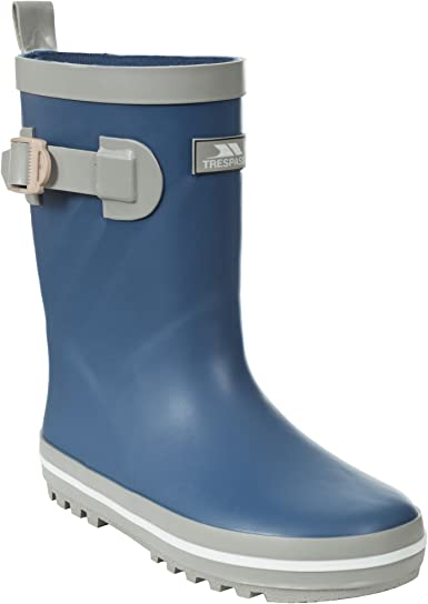Trespass  Astron Kids Waterproof Wellies Wellington Boots For Boys /& Girls