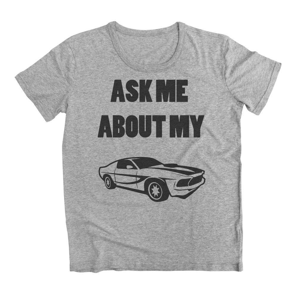 graphke Model Cars Womens T-Shirt