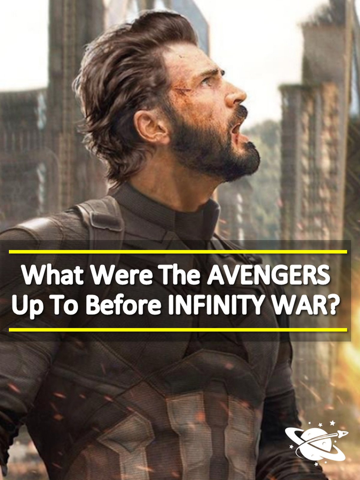 What Were The Avengers Up To Before Infinity War? on Amazon Prime Video UK