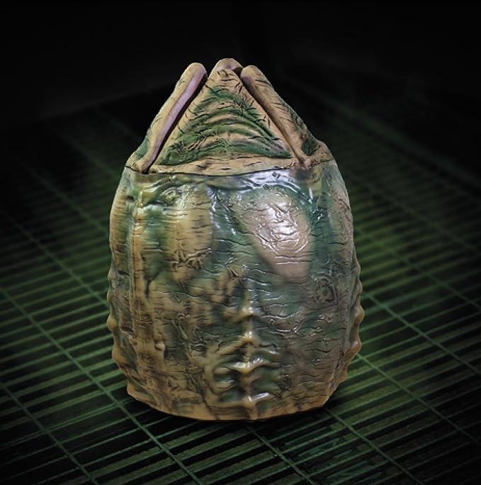 Alien Xenomorph - Huevo de almacenamiento, activado por movimiento: Amazon.es: Juguetes y juegos