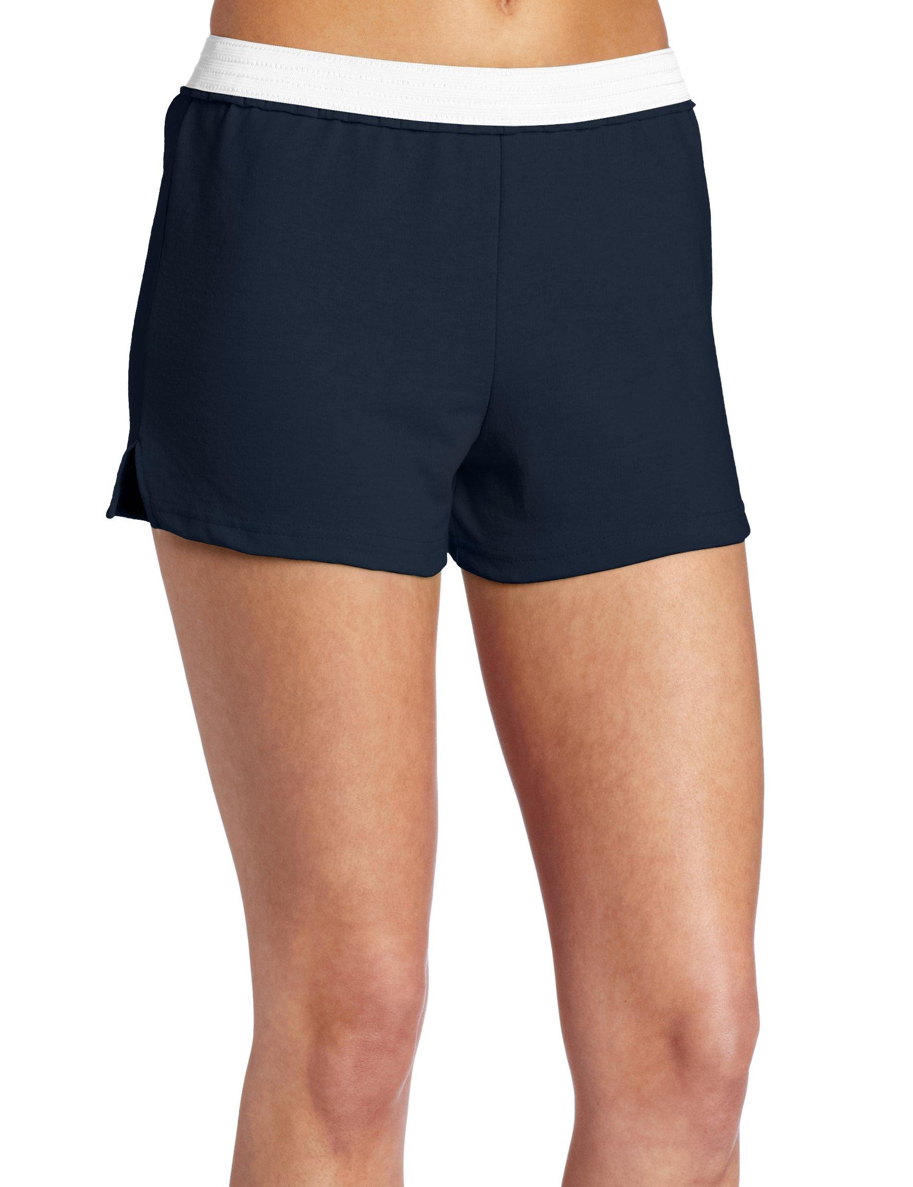 Soffe Juniors Athletic Short, Navy, X-Large