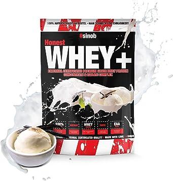 Sinob Honest Suero + Protein. Polvo Proteína Con Bcaa & Eaa. 1x 1000G - 1 kg