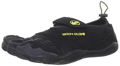 Amazon.com | Body Glove Men's 3T Barefoot Max Water Shoe, Black ...