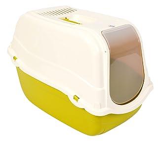 DUVO + Basil casa baño con Filtro para Gato 57x 39x 41cm