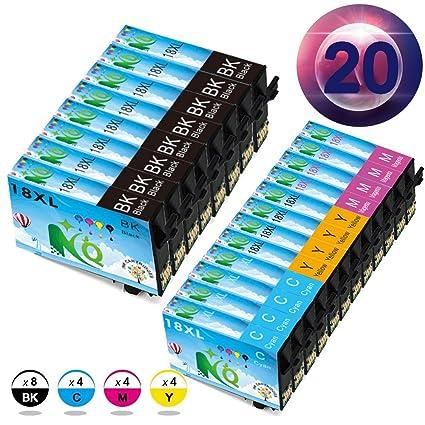 Cartucho de impresora T1811 18xl Compatible con Epson Expression ...