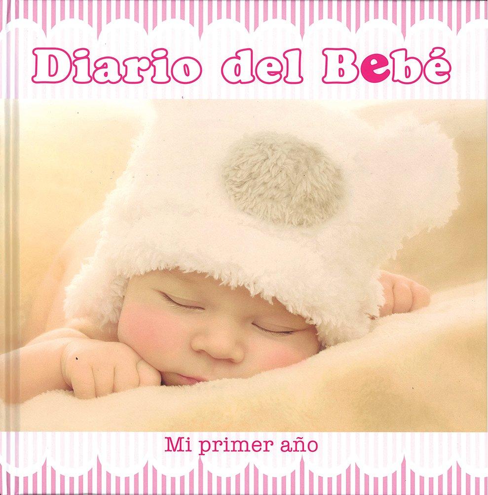 DIARIO DEL BEBE MI PRIMER AÑO (NIÑA): SILVER DOLPHIN ...
