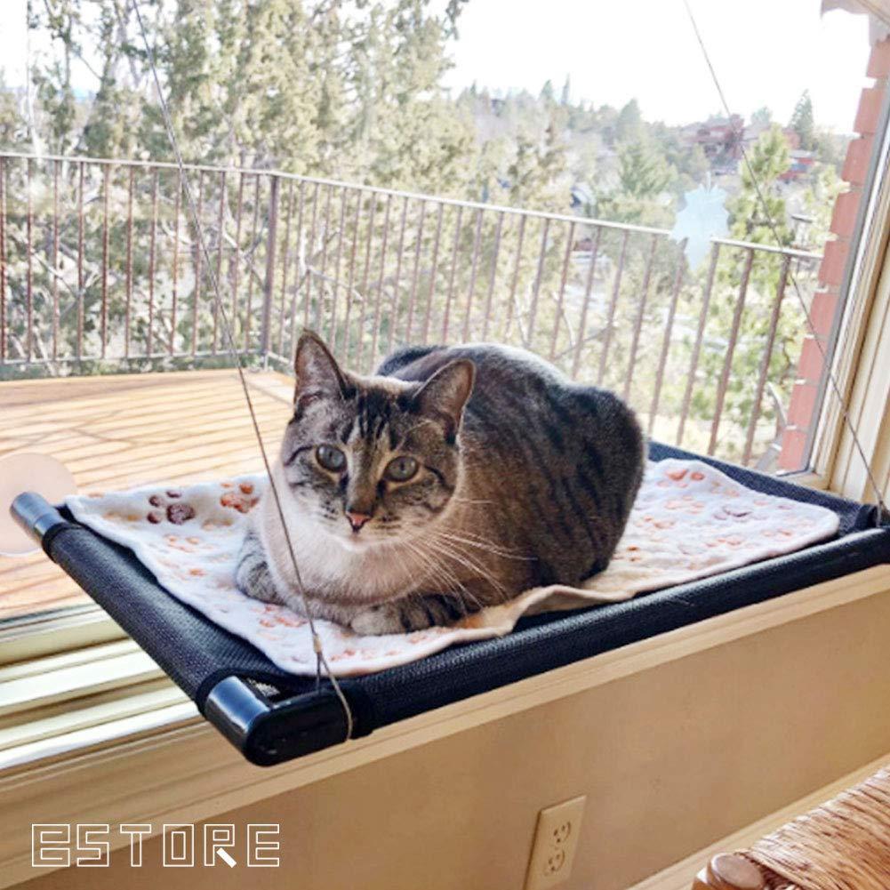 Amazon.com: BSTORE Cat Window Perch - Cat Bed Window Seat ...