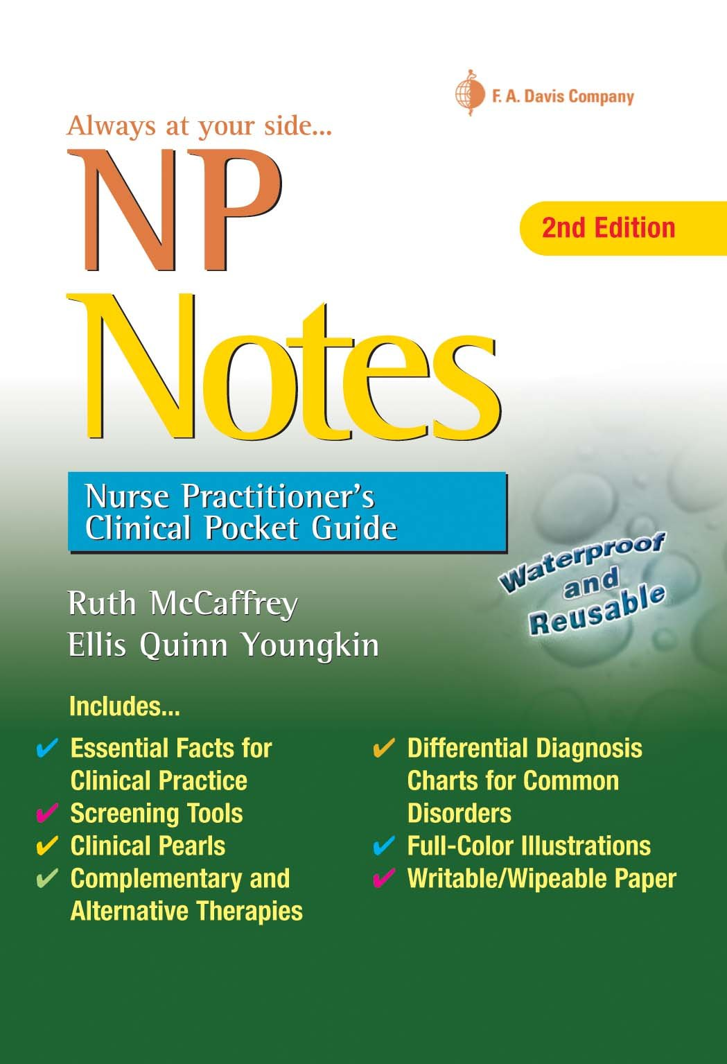 NP Notes: Nurse Practitioner's Clinical Pocket Guide