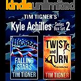 Kyle Achilles Series, Box Set 2: Falling Stars / Twist and Turn