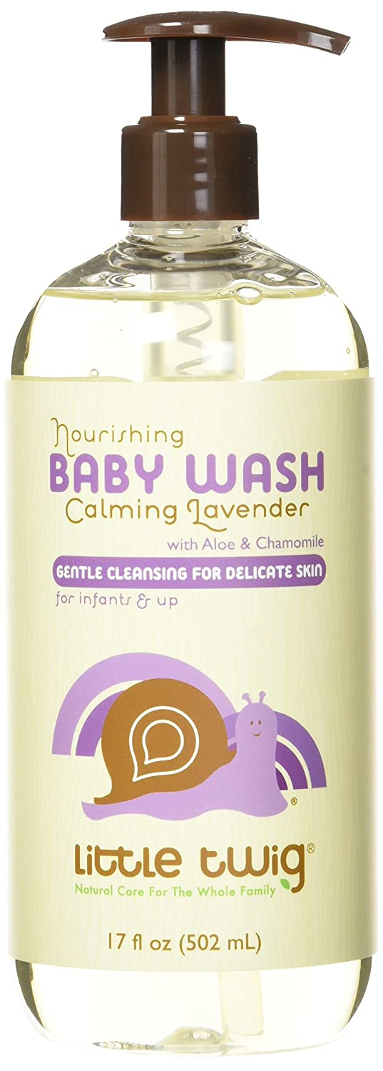 Top 13 Best Organic Baby Washes Reviews in 2019 4