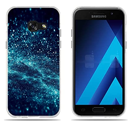 DIKAS Funda Samsung Galaxy A3 2017, Carcasa Samsung A320F ...