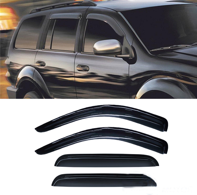 Wind Guards Visor 4pc For Dodge Stratus 95 96 97 98 99 00 1995-2000 4 Door ES SE