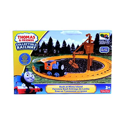 Buy Thomas & Friends Thomas and Friends Collectible Railway - Bash ...