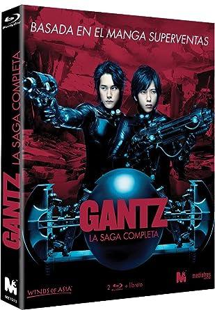 Pack Gantz (1+2) [Blu-ray]: Amazon.es: Kazunari Ninomiya, Kenichi ...