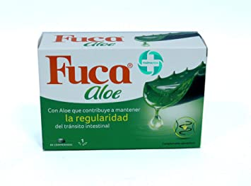 Amazon.com : Aquilea Fuca Aloe 60 Tablets - Digestion Treatment - Reduce all Kinds of Discomfort - Well-Being of Your Digestions - Spain : Beauty