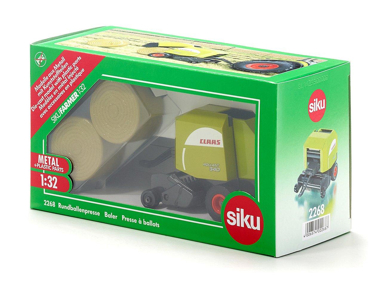 Siku 2268 - Rundballenpresse: Amazon.de: Spielzeug