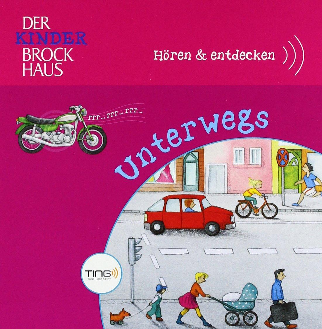 TING Der Kinder Brockhaus Hören und entdecken Unterwegs