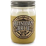 Chowdaheadz Beantown Brew Candle 100% Soy, All Natural, Made In The USA